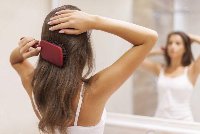 Ваши волосы слишком быстро становятся жирными? Есть решение!