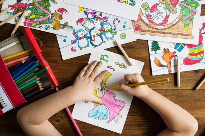 Важно как можно раньше заметить скрытые таланты ребенка