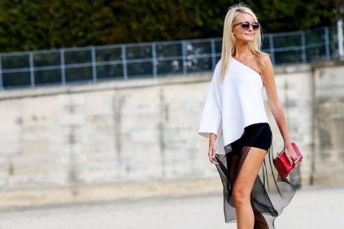 Важно красиво одеваться летом