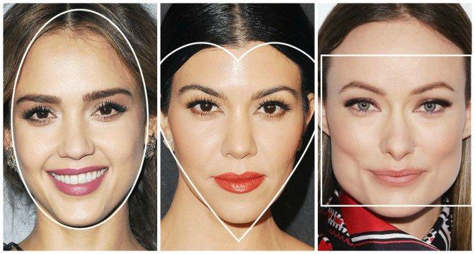 Важно подобрать правильную форму бровей, отталкиваясь от очертания лица