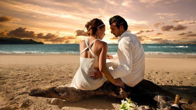 Весы и рак - очень романтичный союз