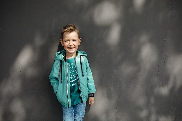 ветровка для мальчика в детский сад фото