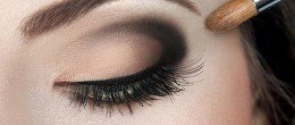 Виды и техники макияжа глаз