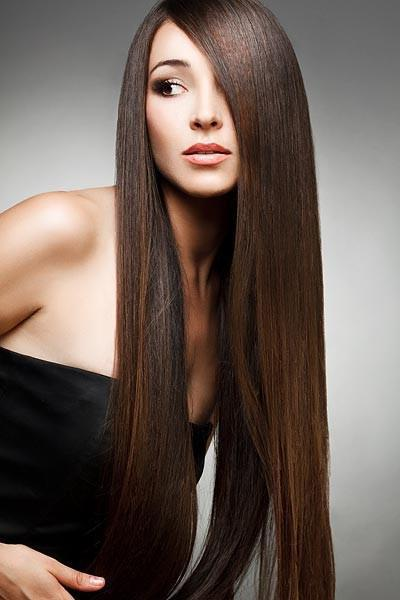 Виды выпрямления волос надолго
