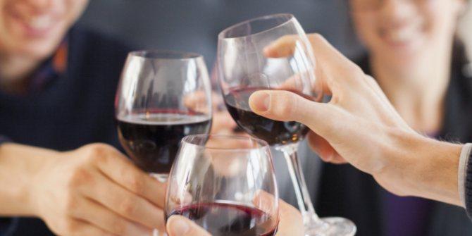 Вино в рационе можно ли его пить каждый день