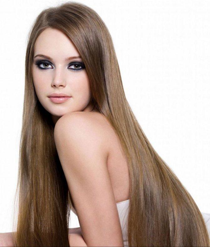 витамин С для волос