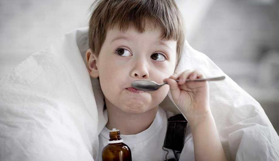 Витаминизированное питание и свежий воздух — залог отличного самочувствия малыша.