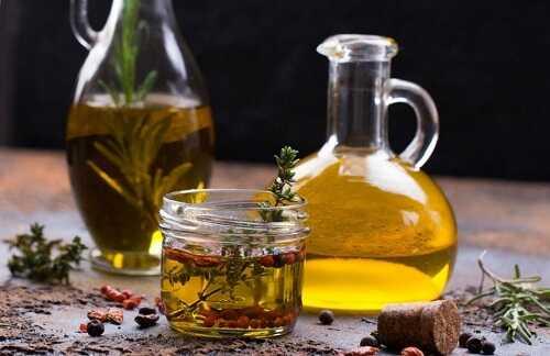 витаминные комплексы и лечебные масла