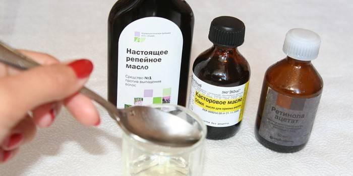 Витамины для роста ресниц
