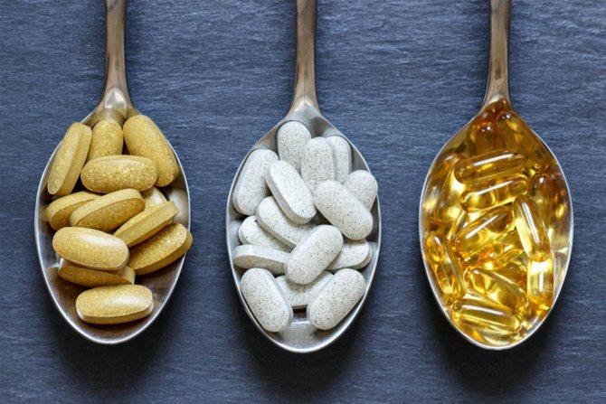 витамины для роста взрослого человека