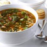 Вкусный суп из чечевицы – картинка