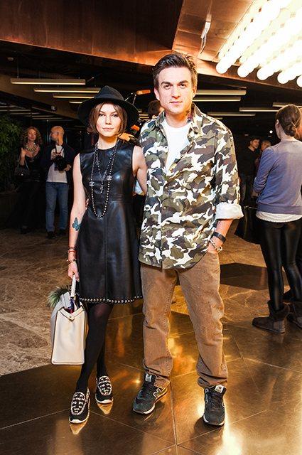 Влад Топалов и Ксения Данилина