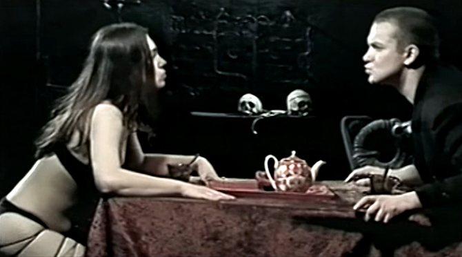 Владимир Епифанцев в спектакле Ромео и Джульетта