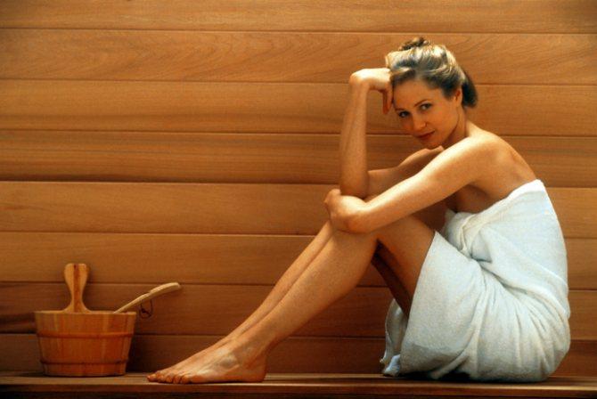 Влияние бани на нарощенные ресницы