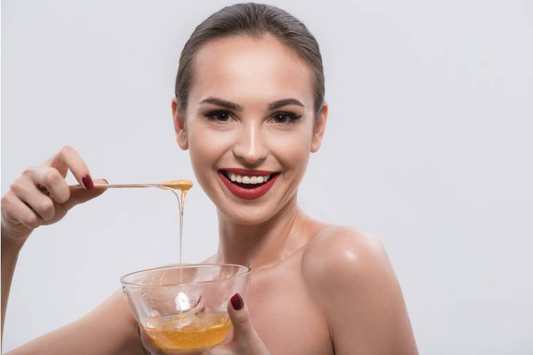 Влияние меда на кожу