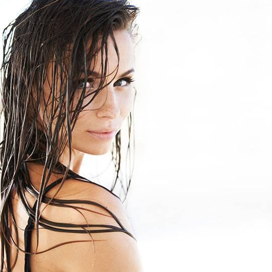 Вода для волос