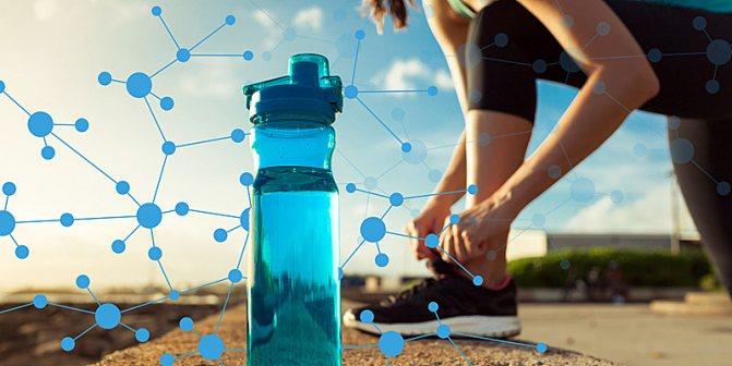 Вода и тренировки для похудения