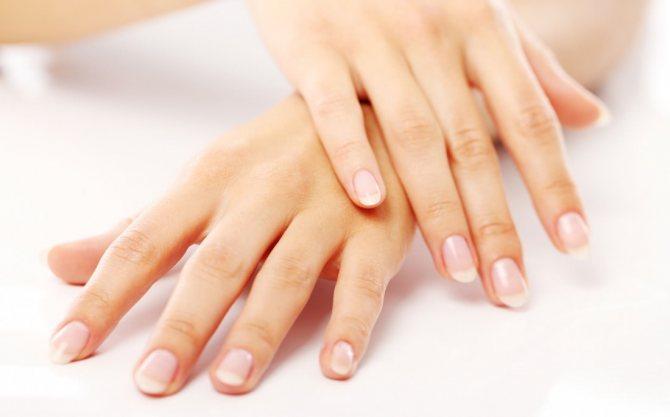 Восстанавливаем ногти после гель-лака