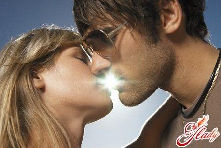 возбуждающие поцелуи