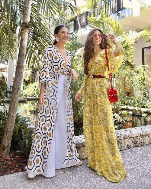 Воздушные легкие платья. Трепетные фото образы для девушек