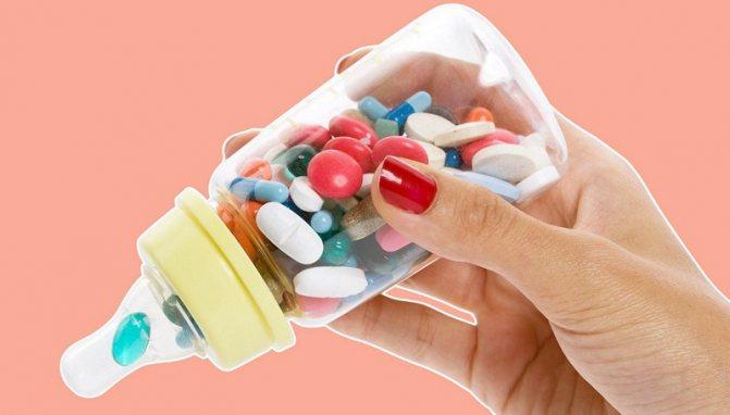 Возможные проблемы при приеме антибиотиков