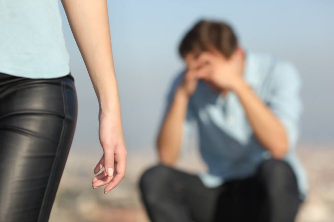 возвращаются ли мужчины тельцы после расставания