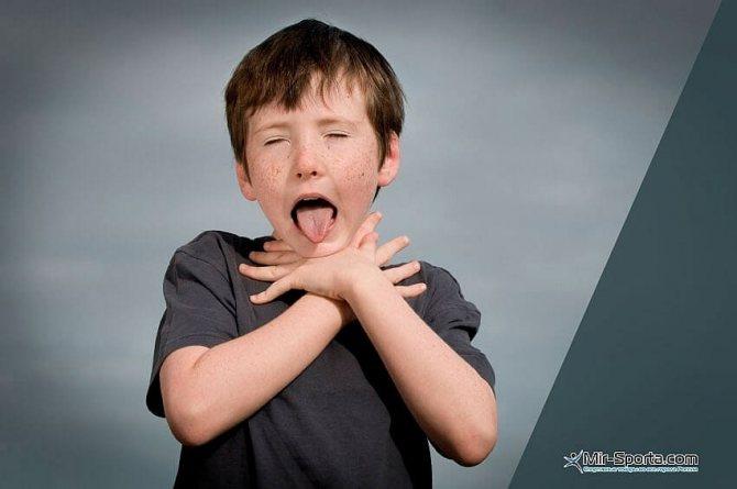 Вред батута для детей
