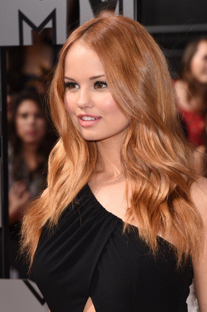 Всех ли молодит светлый цвет волос