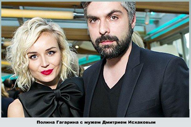 Второй брак Полины Гагариной