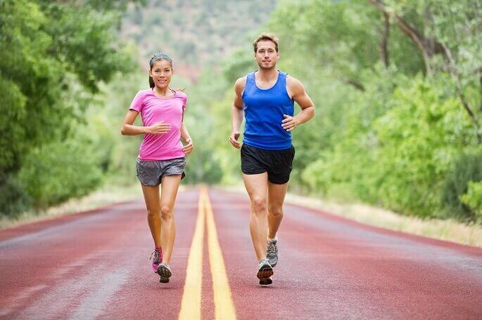 Введите в свою жизнь умеренные физические нагрузки