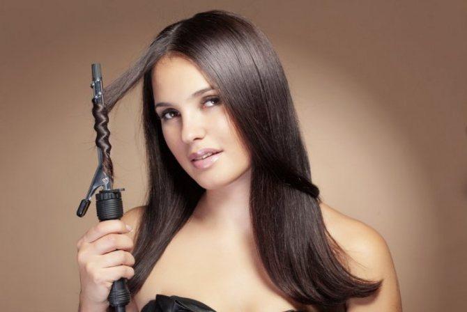 Выбирайте качественные инструменты для укладки волос