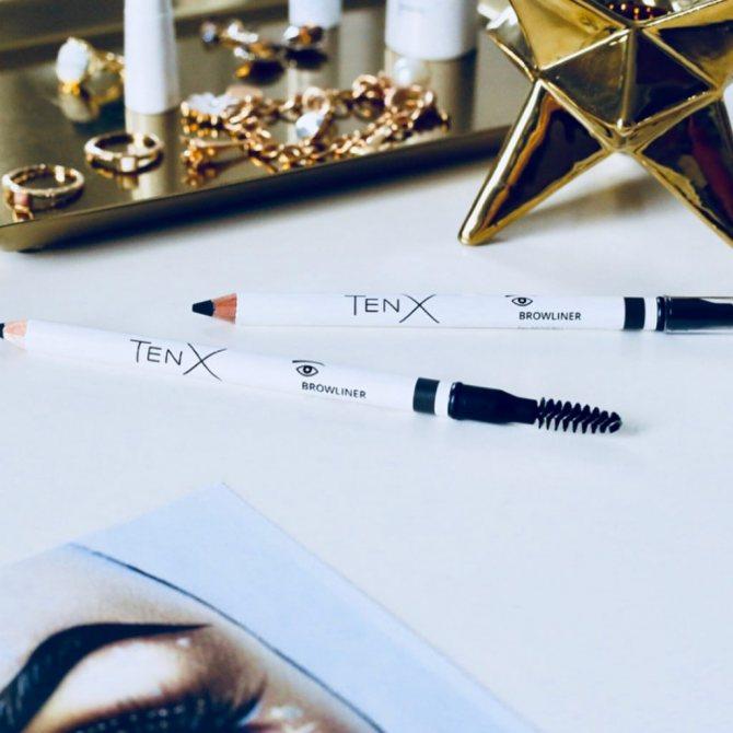 Выбор карандаша для бровей