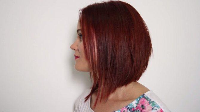 Выбор прически на средние волосы