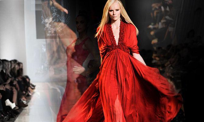 Выбрать правильно фасон и цвет платья