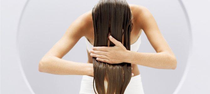 Выпрямление волос желатином в домашних условиях