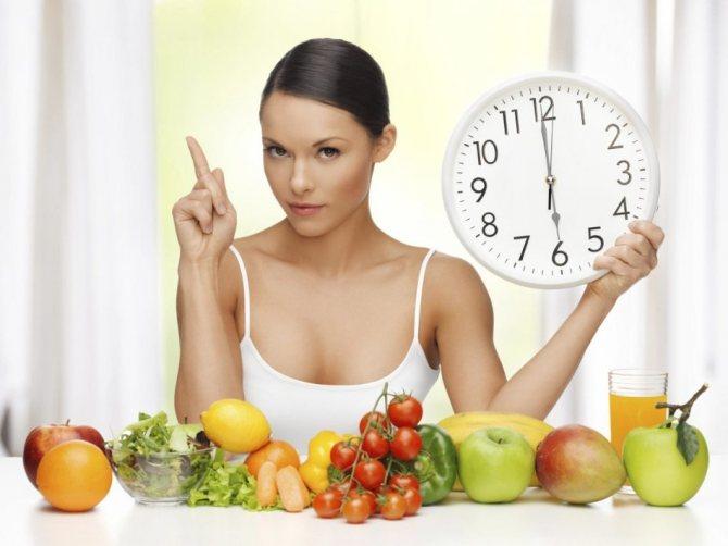 Вывести жидкость при похудении