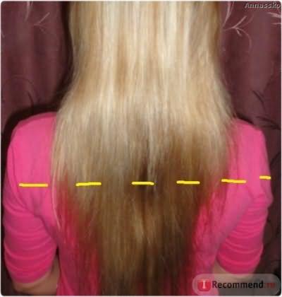 Я мелировала только верхние волосы, по фото видно, что они обломались и остались не милированные волосы моего натурального цвета