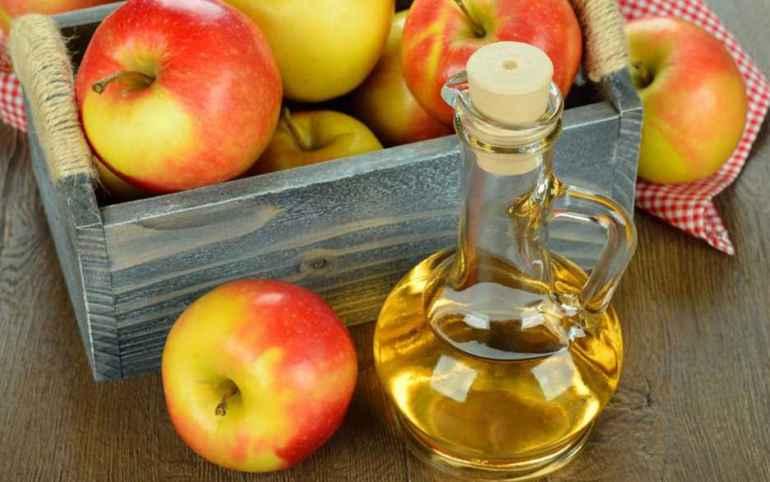 Яблочный уксус для кожи лица: лучшие рецепты от морщин и увядания кожи