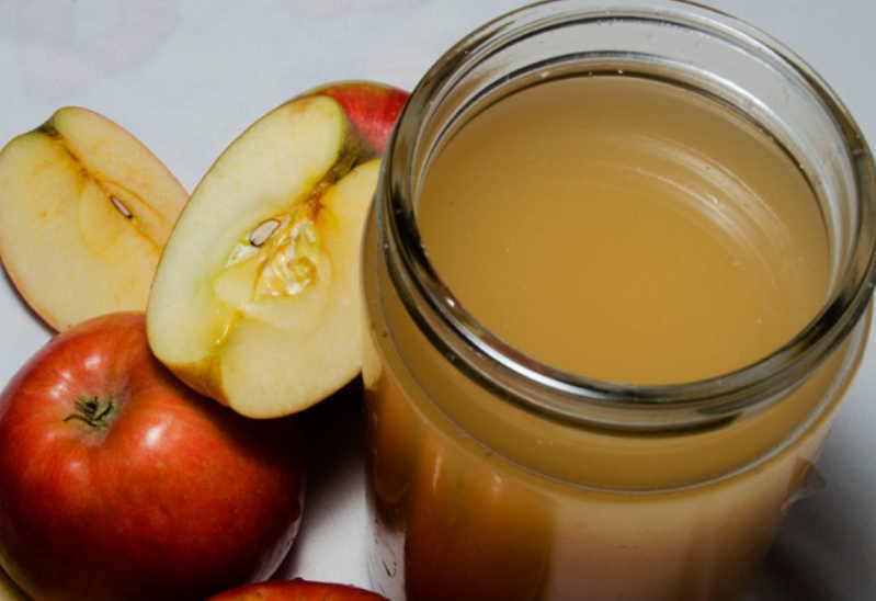 Яблочный уксус от преждевременного старения и для снижения холестерина. Лечение сотни болезней!
