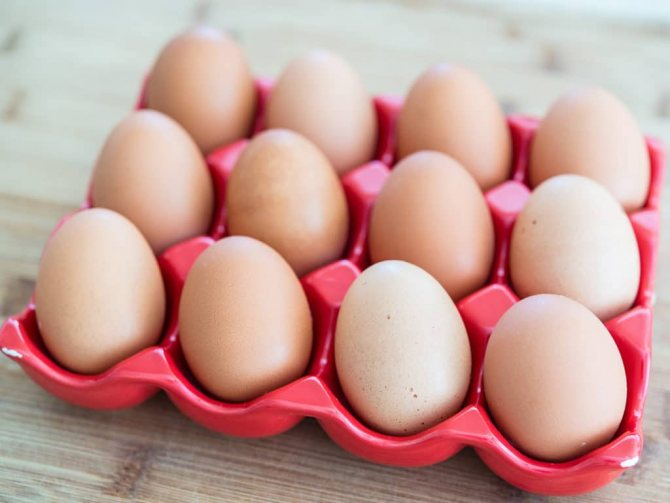 Яйца для потенции