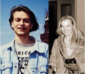 Юлия Высоцкая и Анатолий Кот