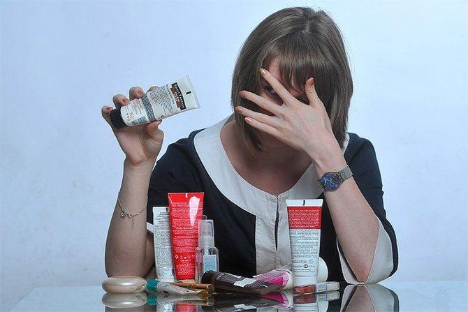Зачастую стоимость косметики определяется не только её ингредиентным составом, но и известностью производителя. Фото: Евгения ГУСЕВА