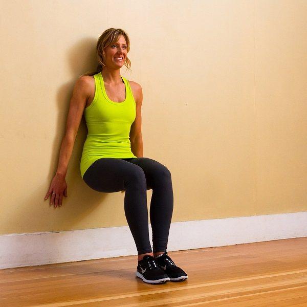 зачем делать упражнение стульчик