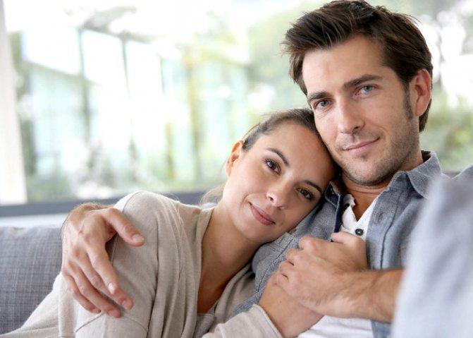 Задача жены - поддерживать баланс