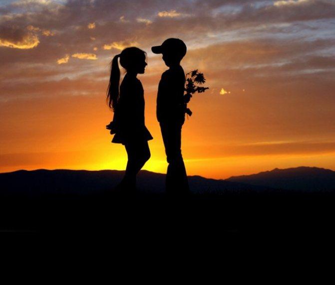 Загадки с ответами о любви