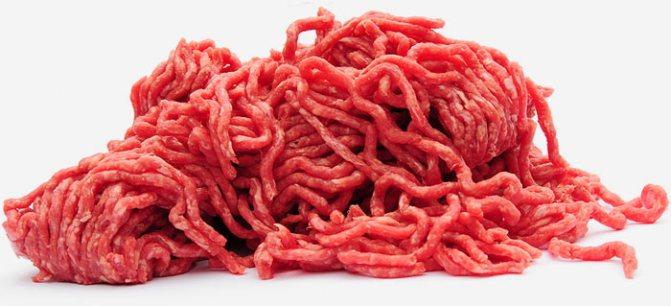 заготовка говядины