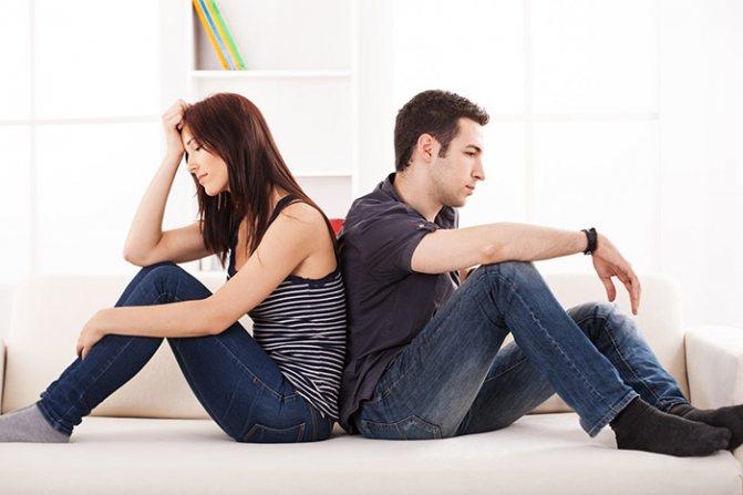 Заговор на скорый развод