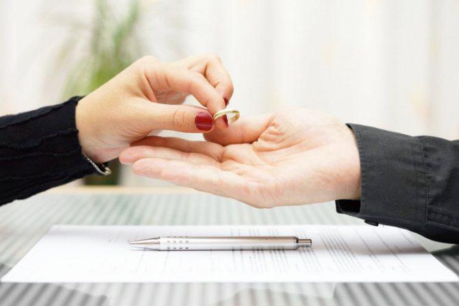 Закончен бракоразводный процесс, куда девать обручальные кольца?