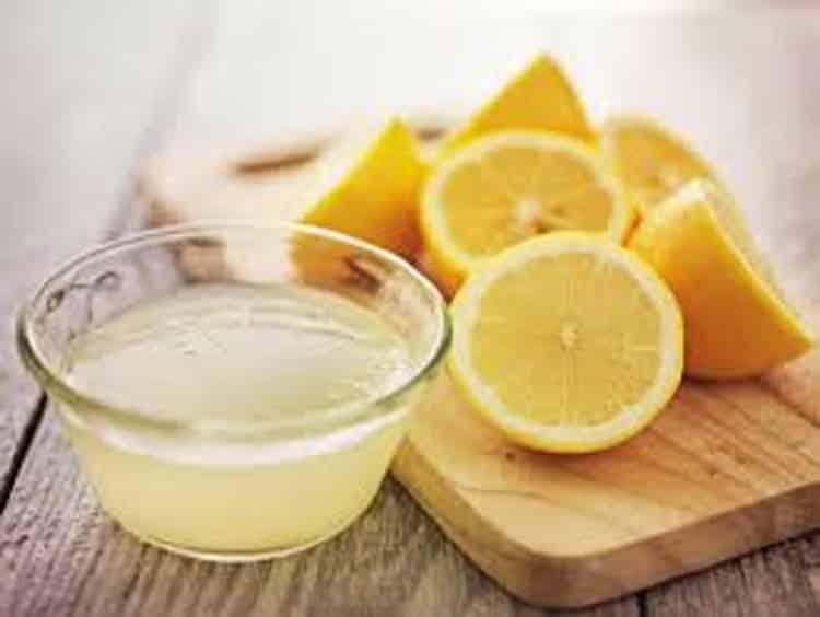 Заменитель соли в салатах – лимонный сок