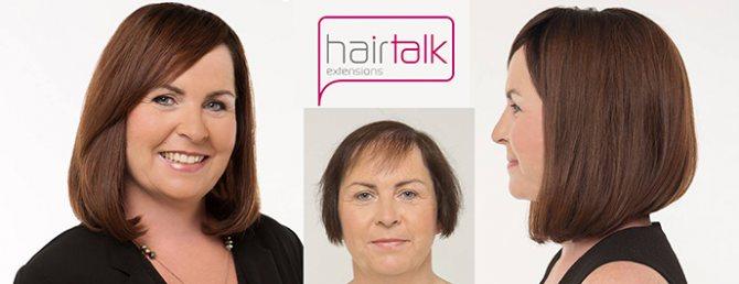 Замещение волос для женщин